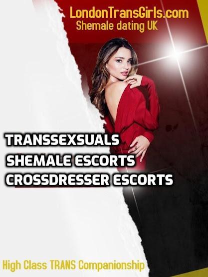 transsexual escorts london