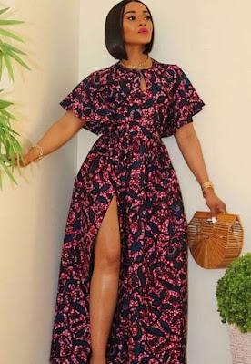Beautiful African Print Dresses