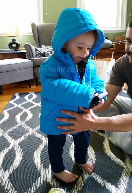 toddler fall clothes, winter coat, toddler boy, blue coat