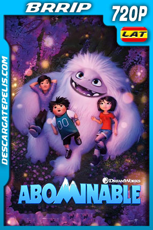 Abominable (2019) HD 720p BRRip Latino – Ingles