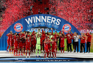 بايرن ميونيخ يحقق السوبر الأوروبي Bayern Munich achieves the European Super