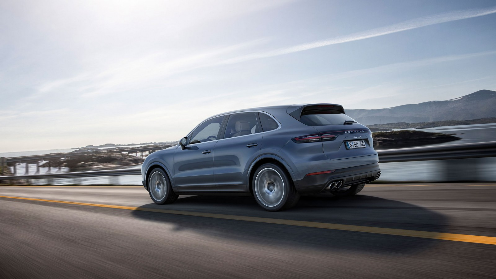 porsche cayenne diesel decision reportedly coming next month carscoops. Black Bedroom Furniture Sets. Home Design Ideas