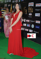 Adah Sharma in Red Deep Neck Spicy Gown ~  Exclusive 25.jpg