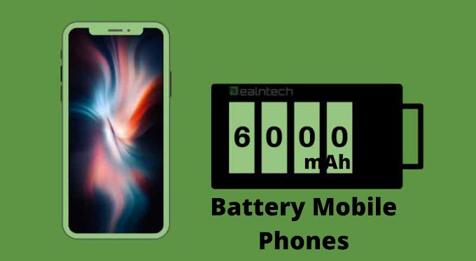 6000mAh bettery wale best phone 2021