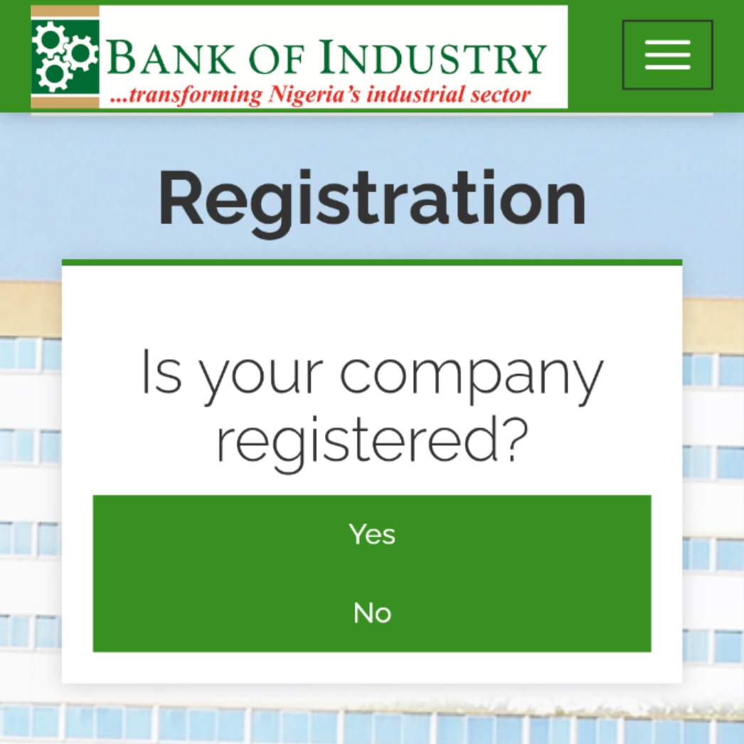 A Link To Apply Banks of Industry Loan
