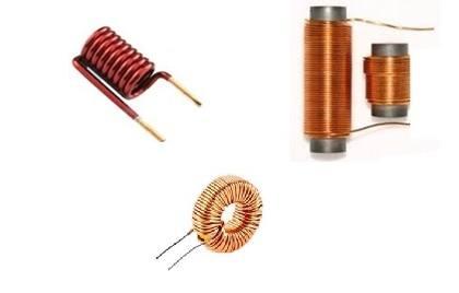 Jenis-jenis lilitan komponen induktor