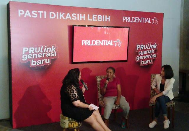 Ibu Wayan Pembeli Pertama PRUlink Generasi Baru Bali