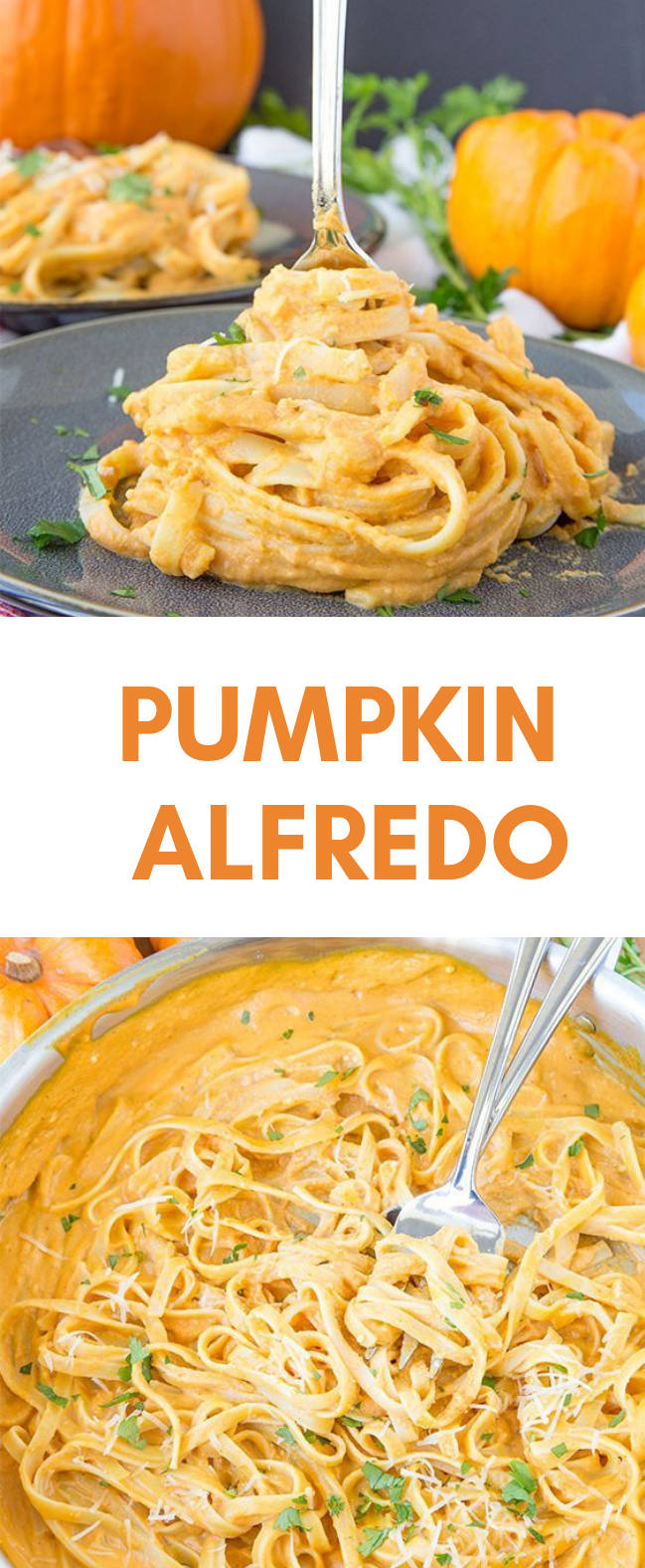 PUMPKIN ALFREDO ##foodsvegetarian #eat healthy