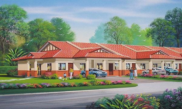 Rumah Teres Kos Sederhana Rendah Setingkat Harga Dari Rm74 689