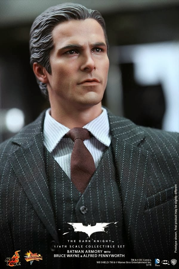 dark knight hot toys batman