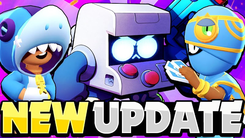 NEW BRAWLER PRIVATE SERVER 8-BIT AND NEW SKIN!LINK DOWNLOAD IN DESCRIPTION![BRAWL STARS] | rsrajpro