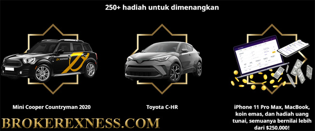 Hadiah program exness Ramadhan