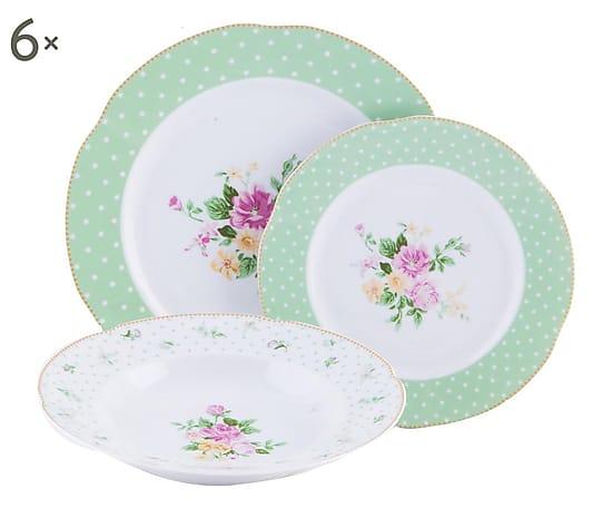 kasanova piatti porcellana