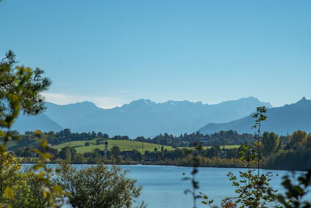 Meditationsweg Ammergauer Alpen im Blauen Land  Etappe 3 Murnau - Aidling 13