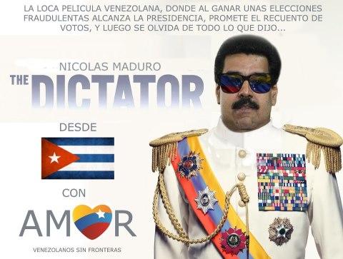 Resultado de imagen para MADURO DICTADOR