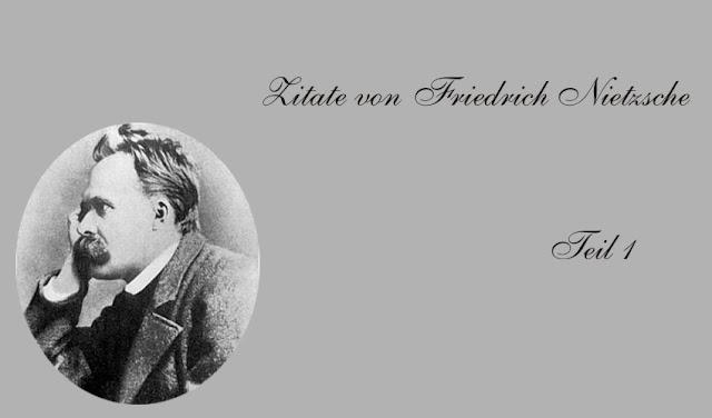 Friedrich Nietsche