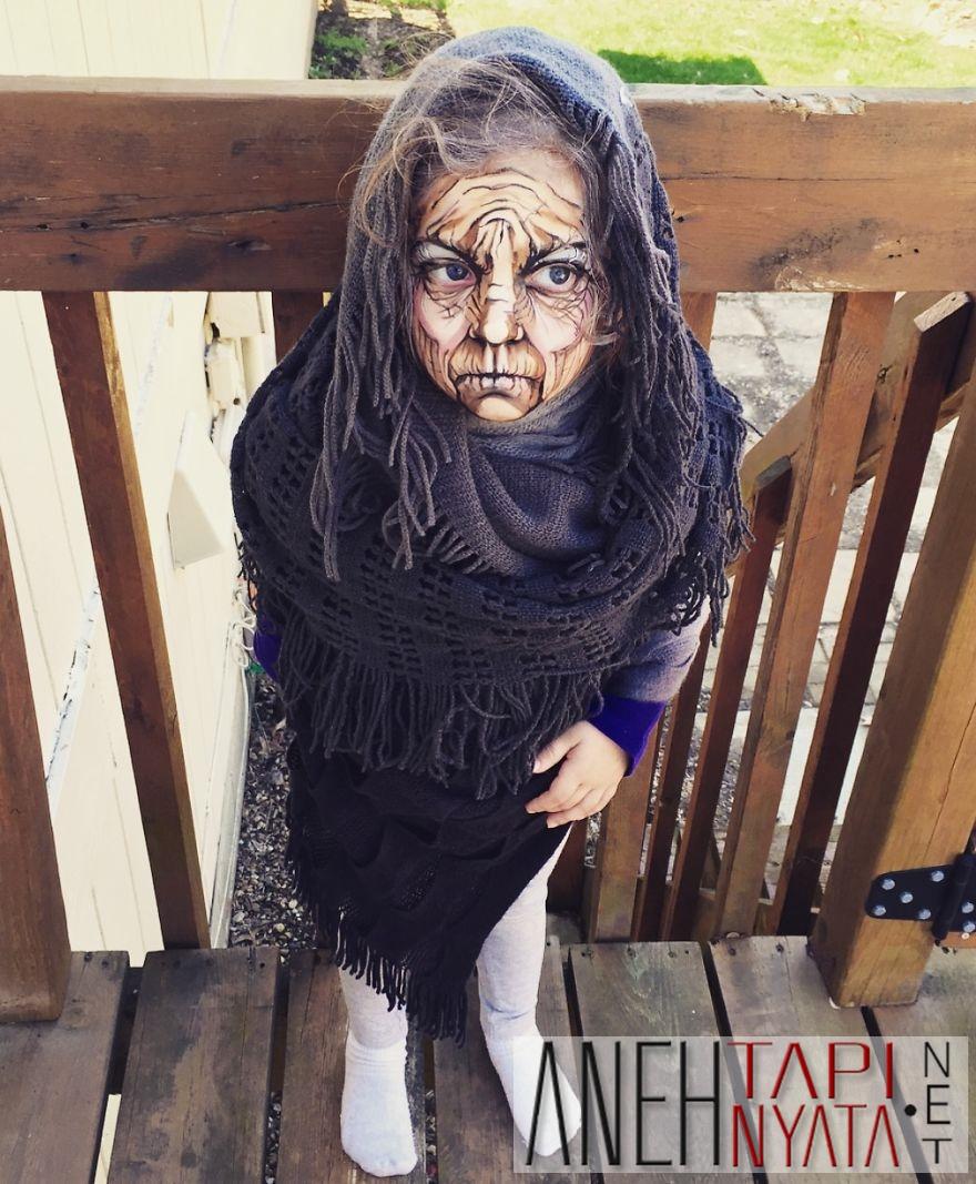 Kostum Halloween Anak Anak Yang Tidak Kalah Dengan Orang Dewasa