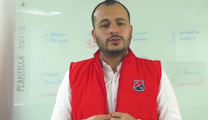 Habló el presidente del Independiente Medellín: Esperan contratar a tres jugadores más para el segundo semestre