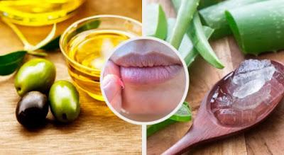 remèdes pour les lèvres brûlées