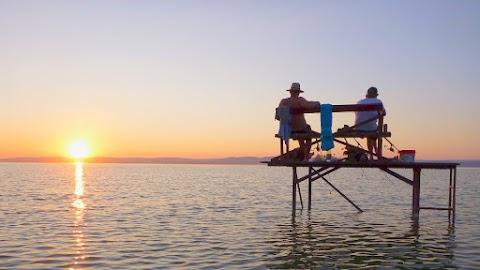 Emelkedik a balatoni horgászjegyek ára