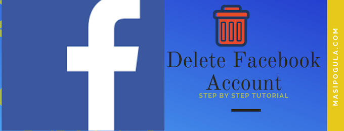 How to delete a Facebook Account Permanently.