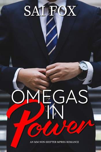 Omegas in Power by Sai Fox