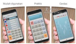 Currency Converter Plus Gratis dengan AccuRate™