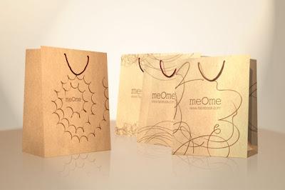 mẫu túi giấy kraft đẹp