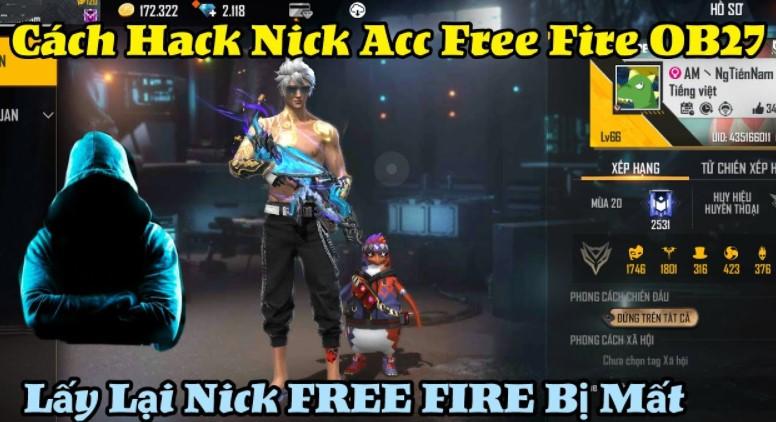 Cach Hack Acc Pho Ri Phai Free Fire