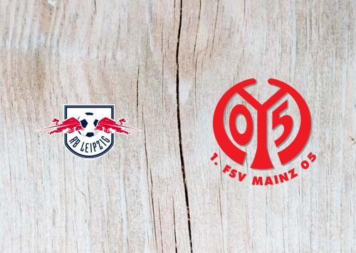 RB Leipzig vs Mainz 05 - Highlights 16 December 2018