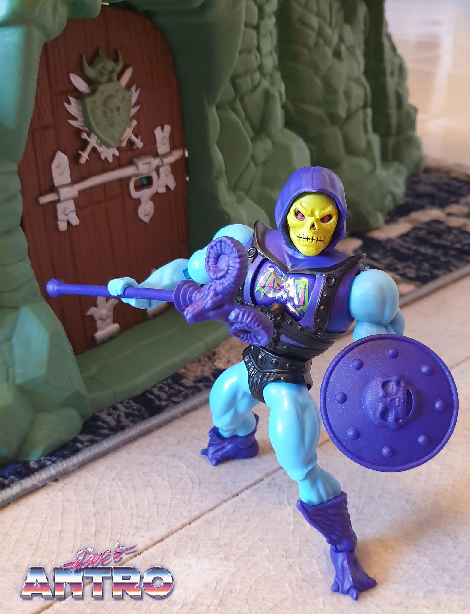 Battle Armor Skeletor Masters Origins recensione