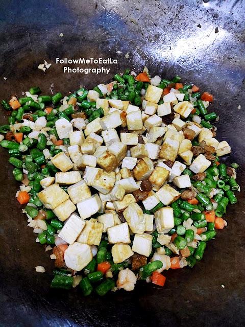 Tofu Goes In