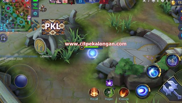 5 Oktober - Deom 8.0 [MOD CRACK ML Gratis] Mobile Legends Bang Bang Wallhack  Radar Hack, Skin Hack, Camera Hack, GRATIS 100%
