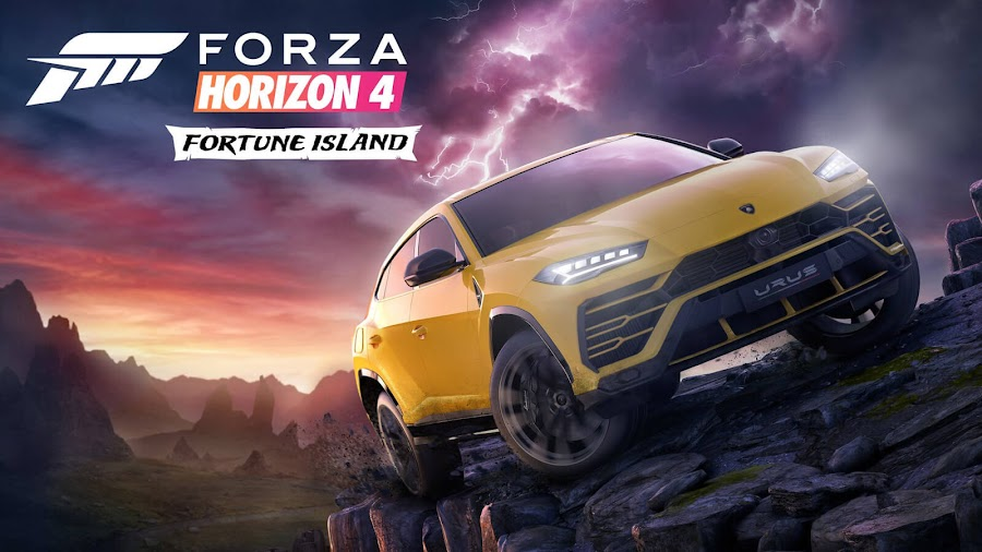 forza horizon 4 fortune island expansion xbox one