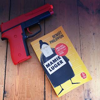Mamie Luger Benoît Philippon centenaire crime serial killer avis chronique critique blog Bibliza