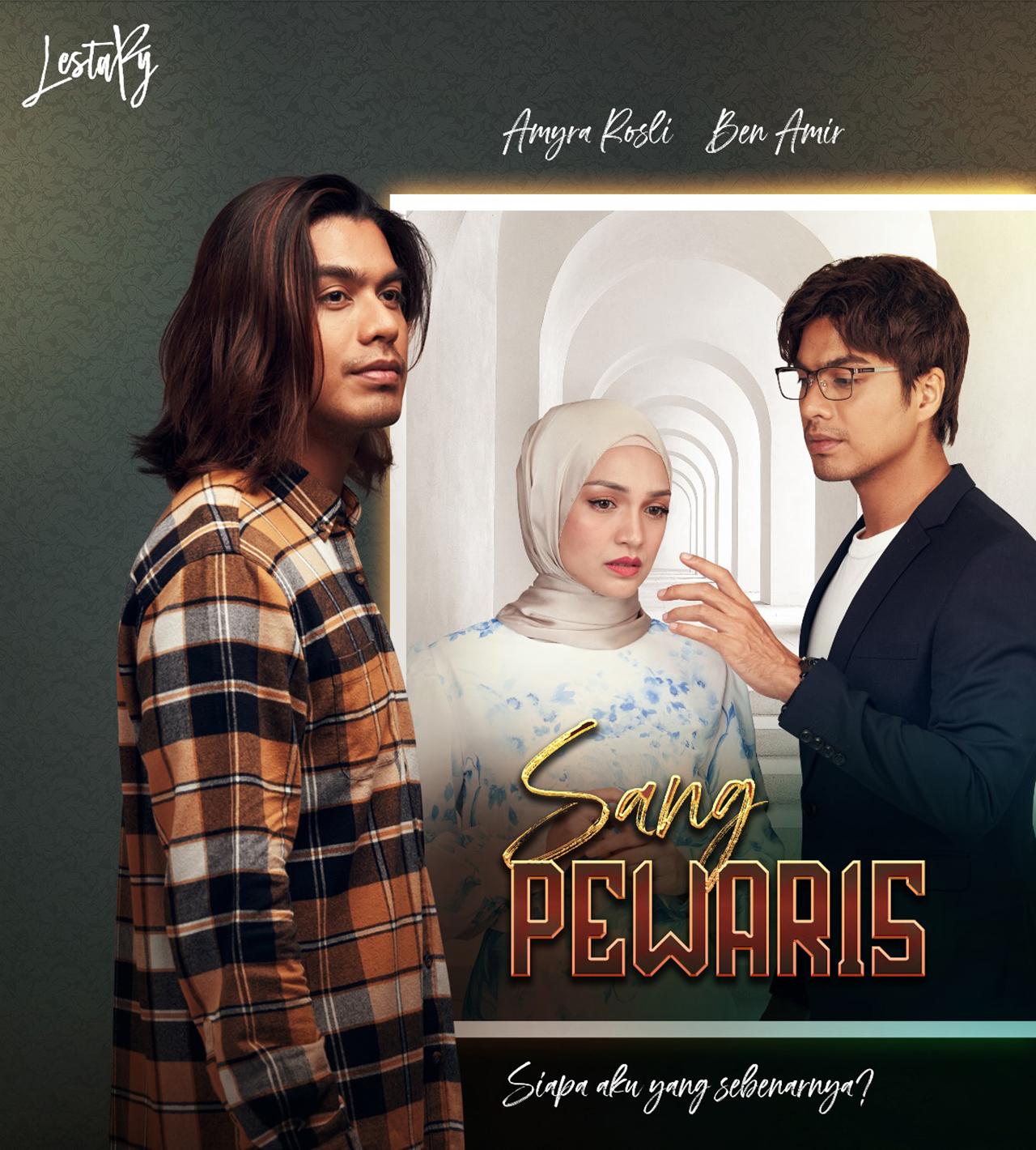 Drama Sang Pewaris Episod 1-13 (Akhir) Lakonan Ben Amir Dan Amyra Rosli