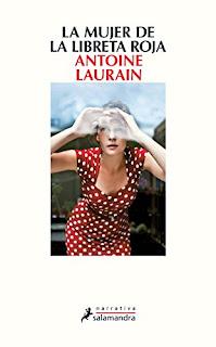"""""""La mujer de la libreta roja"""" - Antoine Laurain"""