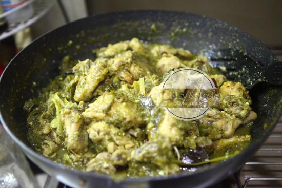 Resep Ayam Lado JTT