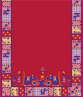Lavanya-Geometric-Textile-Kaftan-Back16b