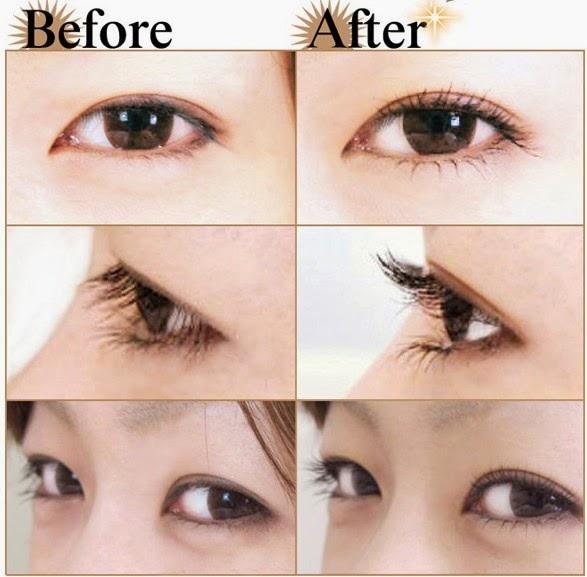 Useing-Eyelash-Curler