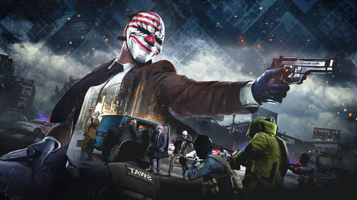 PAYDAY 3 Game