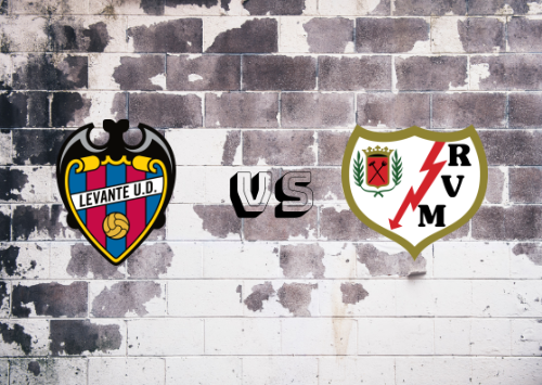 UD Levante vs Rayo Vallecano  Resumen