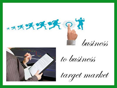 business to business target market