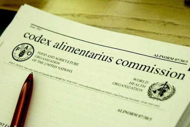 What is Codex Alimentarius Commission? | Why it is recently in news ?