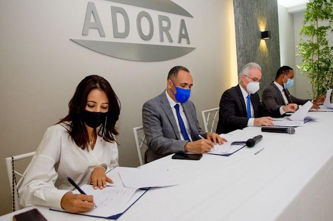 INDOTEL y ADORA firman acuerdo para eficientizar uso del espectro radioeléctrico