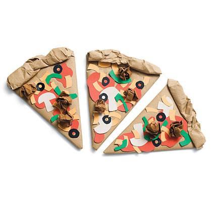 Paper Pizza