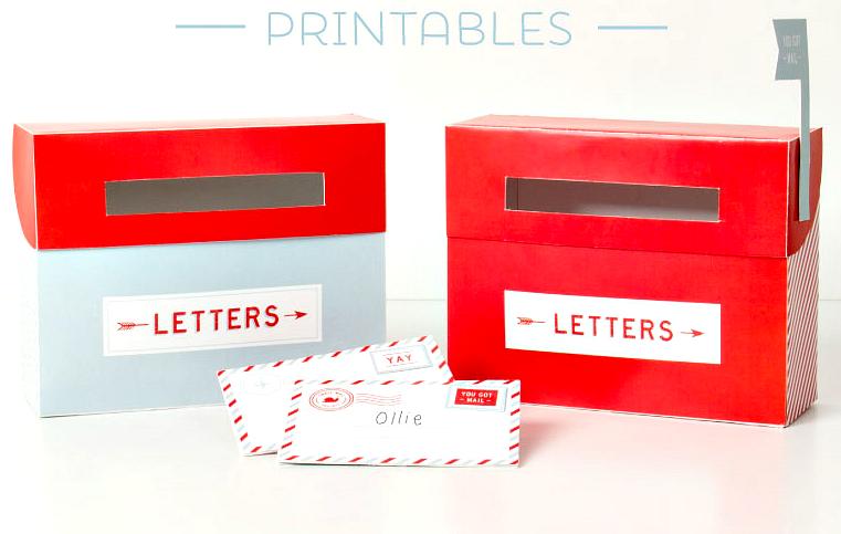 Skrzynka pocztowa DIY