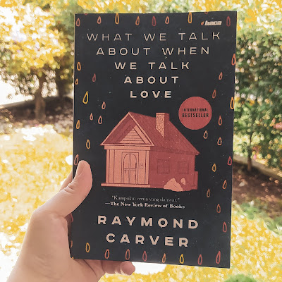 Review Kumcer What We Talk About When We Talk About Love, Raymond Carver