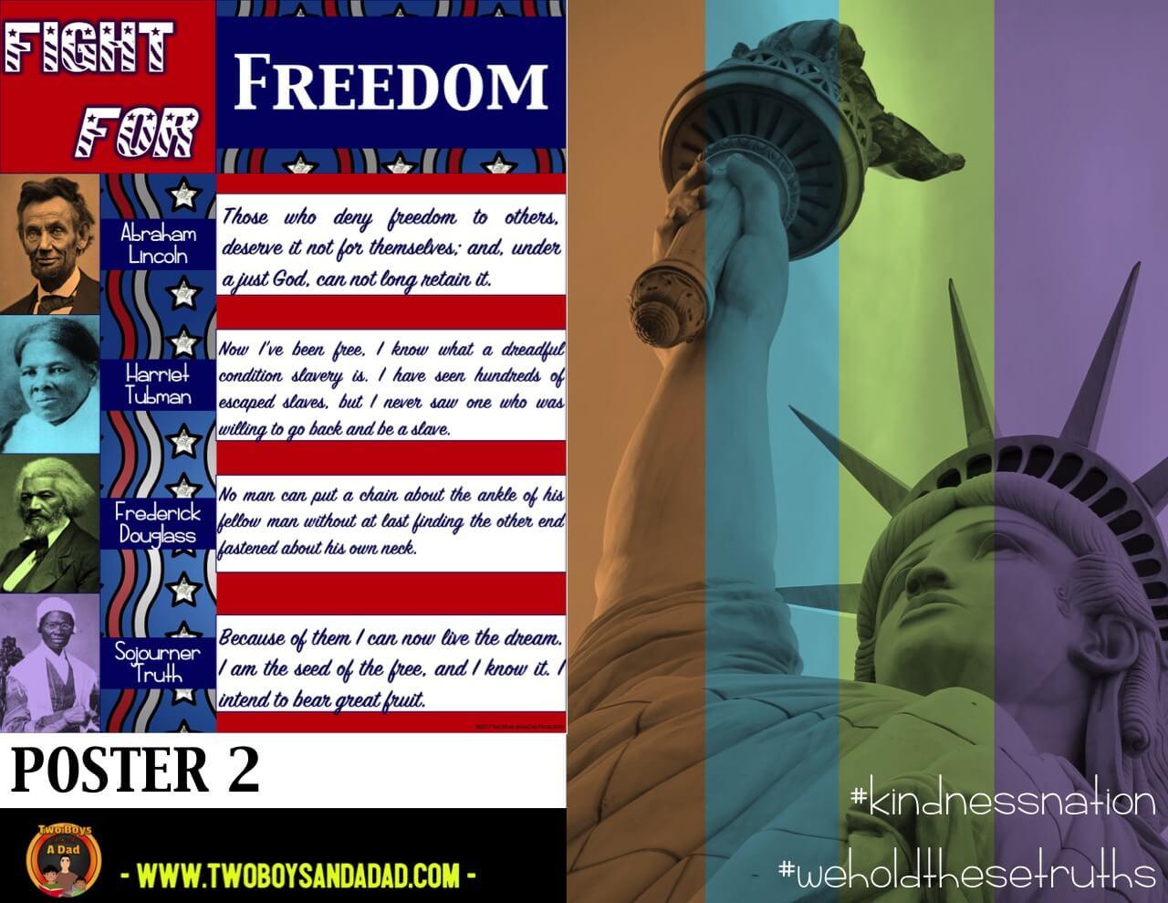 free teaching resource poster 2