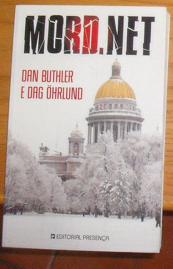Alfa Livros Mord Net De Dag Ohrlund E Dan Buthler 01693